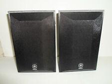Yamaha NS-AP6500S Satellite Bookshelf Speakers (2)