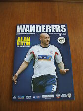 Bolton Wanderers v Barnsley 12-4-2014