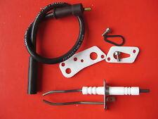 Wolf 1 Elektrode Zündelektrode 8603061 CGB -K CGS CGW CSZ GB TGB