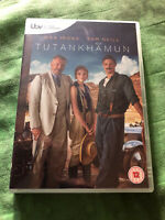 Tutankhamun Uk Import Dvd 4 Episodes Max Irons Sam Neill ITV STUDIOS