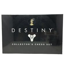 Destiny Collectors Chess Set Bungie Limited USAopoly Board Game Ghaul Mara Sov