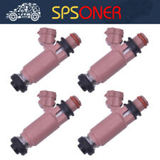 4PCS 1000cc modify Fuel Injector 195500-3910 For Subaru STI WRX Forester Impreza