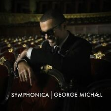 George Michael Symphonica CD NEW