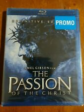 The Passion of the Christ (Blu-ray, 2-Discs) Definitive Edition New! Sealed!