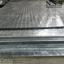 HOT DIPIPED GALVANISED TREAD PLATE 1.2M*2.45M*3MM FOR FLOORING PLATE