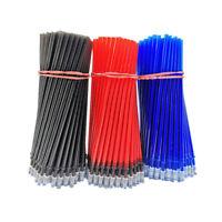 20pcsErasable Gel Pen Refills 0.5mm Needle Style Nib Ink Pen Replacement Refills