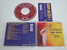 CHUCK WAYNE/THE JAZZ GUITARIST(SAVOY JAZZ SV-0189) CD ALBUM