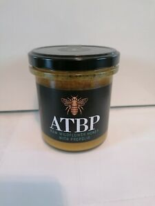 Raw organic Wildflower honey with bee pollen and propolis 430g
