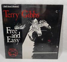 Terry Gibbs Free and Easy Vinyl Record 33RPM Maverick Records NEW Sealed
