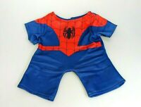 Build A Bear Spiderman Outfit Kleidung