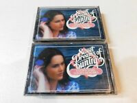 NEW Lot 2 Sweet Dream of Country Cassette Audio Tape 1 & 2 KRC-049/A1 KRC-049/A2
