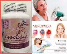 Femina phytoestrogen Support Menopause symptons feminelle  menopausia hot flash