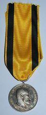 """GERMAN -  Württemberg, Silver, Civil Merit Medal - """"Dem Verdienste"""". 1892-1918"""