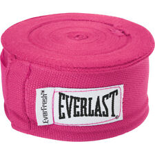 "Everlast Boxing 180"" Mexican Handwraps - Pink"