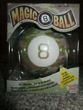 Magic 8 Ball (Camo design)