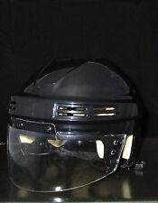 BLACK NHL Mini Hockey Helmet