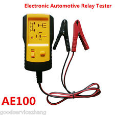 12V Cars Auto AE100 Car Relay Tester Automobile Relay Vehicle Automotive Checker