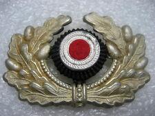 German Army Cap Badge for officer Visor cap