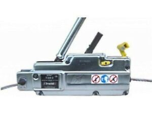 Winch Manual Tirfor T 508 tractel 800 KG