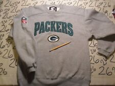 Medium- Vintage Packers Sweater Starter / Stained T- Shirt