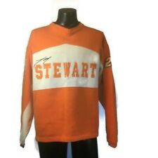 STEWART TONY CHASE SWEATSHIRT AUTHENTICS 20 HOME DEPOT NASCAR SPELL OUT XL