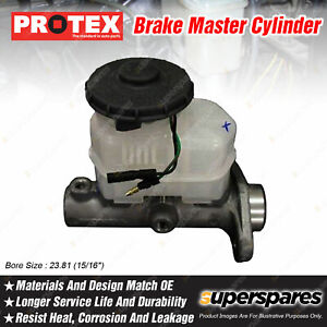 Protex Brake Master Cylinder for Honda Crv RD RD1 RD5 4WD 2.0L ABS