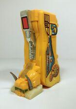 Power Rangers Yellow Sabertooth Tiger Zord Dino Megazord Leg Parts