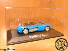 RENAULT LAGUNA BLUE CONCEPT CAR 1:43 MINT!!!