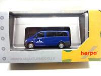 Herpa 746267 MB Mercedes Benz Vito Bus Bundeswehr Military 1:87 Neu