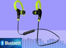 Auriculares Deportivos Bluetooth Con Microfono - Serie Sport - Recargables