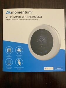 Momentum Meri Smart WiFi Thermostat (Model #: MO-STAT01) NEW & SEALED Smart Home