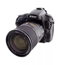 easyCover Nikon D800/D800E EA-ECND800B Protective Camera Case Black Silicone NWB