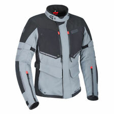 Oxford Mondial MS Advanced Motorcycle Armoured Jacket Coat Tech Grey Large L