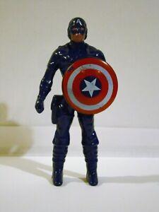Captain America Knock-Off Figurine toy - CHRISTMAS IDEA!!