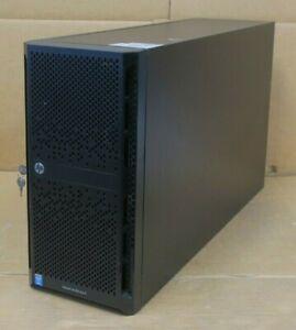 "HP Proliant ML350 G9 GEN9 6C E5-2620v3 16GB Ram 4x 300GB 8x 2.5"" Tower Server"