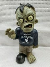 FOREVER NIGHTMARES NEW YORK YANKEES TEAM ZOMBIE GNOME FIGURE APPROX. 7 1/2 INCH