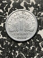 1944 France 1 Franc (4 Available!) Circulated (1 Coin Only)