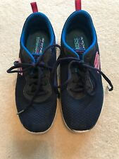 Girls Skechers Trainers - Size UK 5
