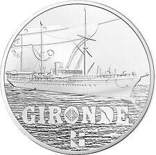 EUR, France, Monnaie de Paris, 10 Euro La Gironde 2015 #91494
