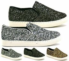 Synthetic Slip On Deck Shoes for Women