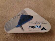PayPal Here Mobile Credit Card Reader Phone Swiper iPhone & Android New