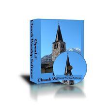 Open LP-Church Worship Presentation Software for Windows XP, Vista, 7, 8, 10