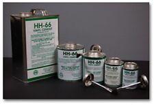 128oz HH66 HH 66 Vinilo Adhesivo Pegamento Cemento Barco Vela Reparación de lona de PVC Hypalon