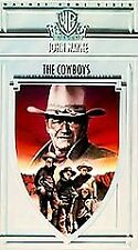 The Cowboys (VHS)