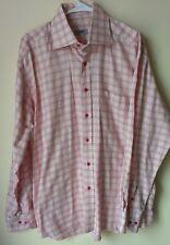 XOOS Shirt * 5 * Pink & White Check