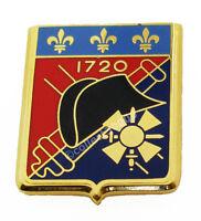 Insigne ~ (badge/insignia) ♦ MILITAIRE 4 EME REGIMENT D'ARTILLERIE AB.ATLAS