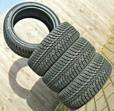 2X NEW KUMHO WINTER SNOW/ICE/MUD 225/55 R17 RUNFLAT CAR TYRES 225 55 17 M&S