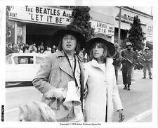 PAUL MAZURSKY Alex in Wonderland J. MOREAU LET IT BE Beatles Tournage Photo 1970