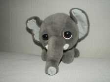 doudou peluche elephant big headz TBE