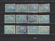 U.S.A - Lot Of Early Revenue Stamps (11R)